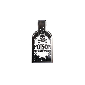 Poison Bottle Lapel Pin Badge - Minimum Mouse