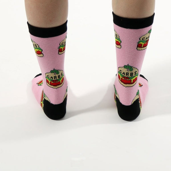 Punky Pins Carbs Socks - Minimum Mouse