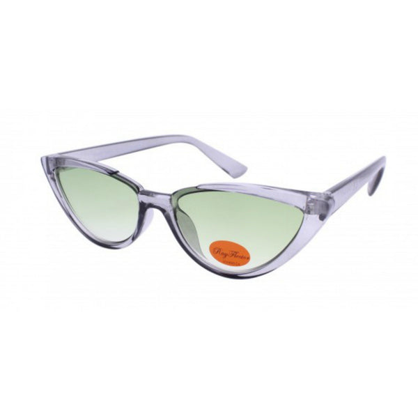 Round Pointy Cat Eye Sunglasses - Minimum Mouse