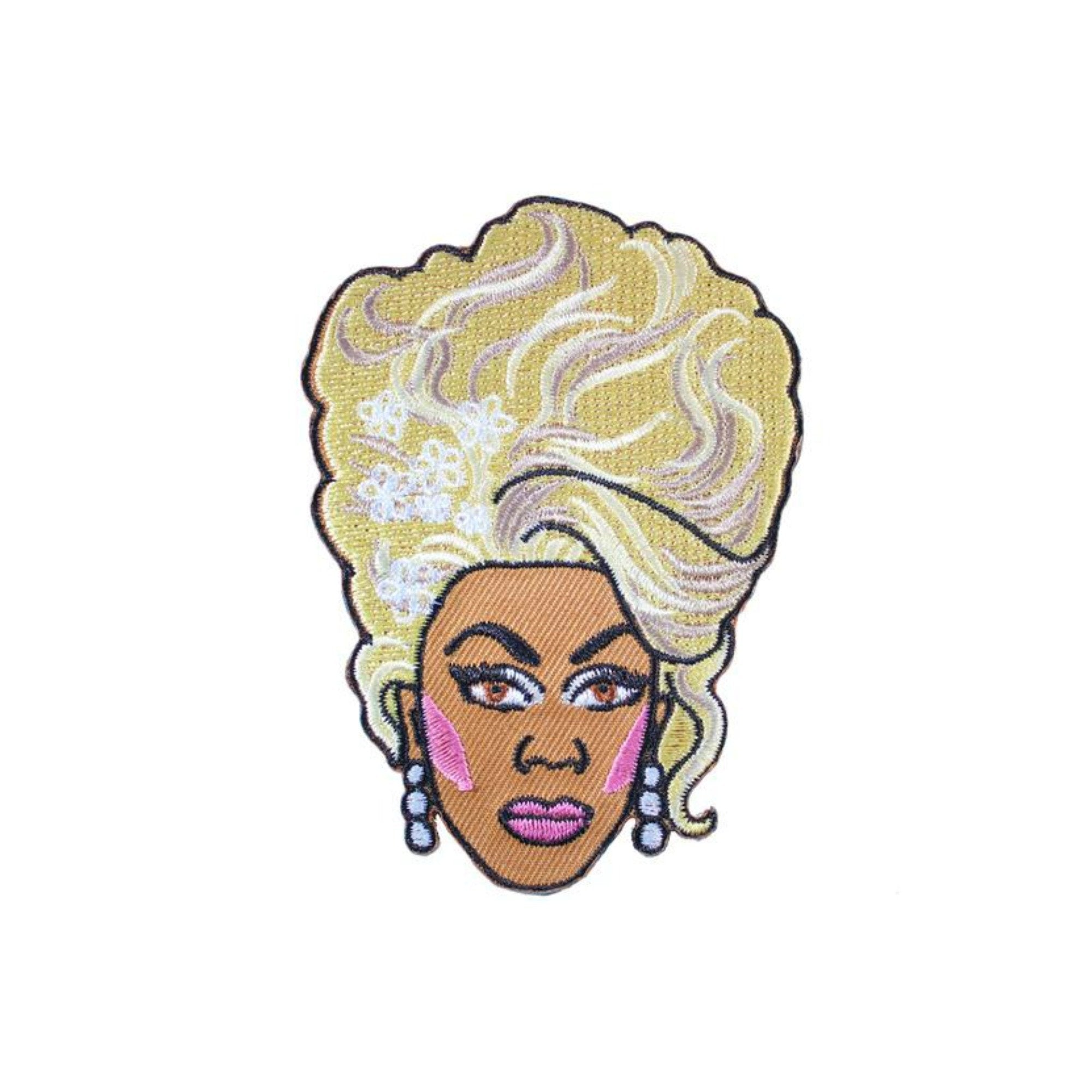RuPaul Iron On Patch - Minimum Mouse