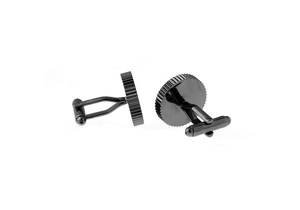 SLR Camera Dial Cufflinks - Minimum Mouse