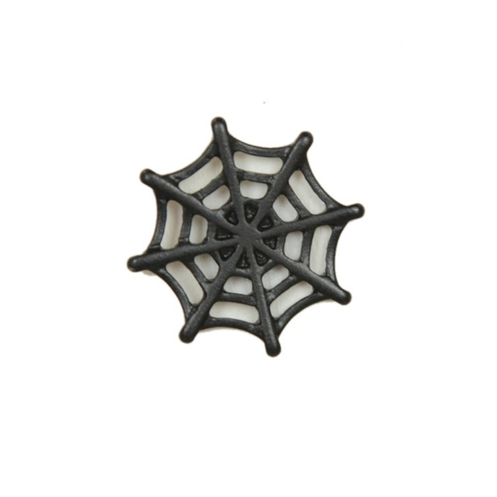 Spiderweb Lapel Pin Badge - Minimum Mouse