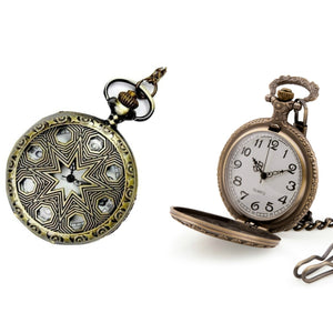 Star Quartz Pocket Watch - Minimum Mouse