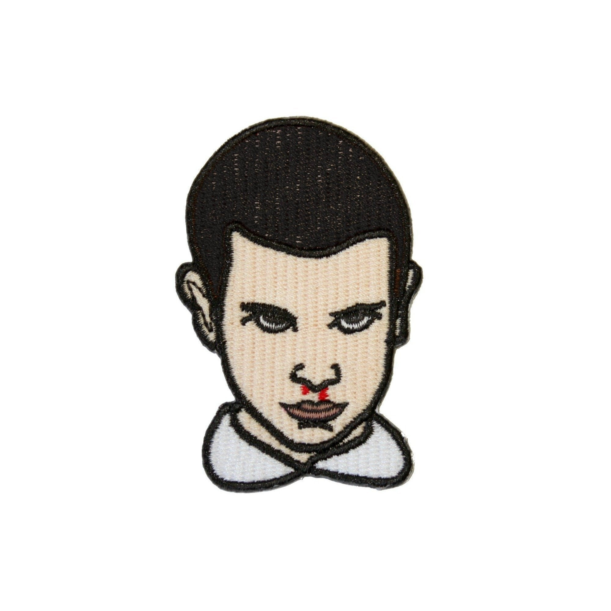 Stranger Things Eleven Iron On Patch - Minimum Mouse
