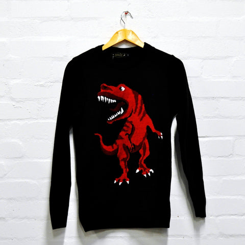 T Rex Dinosaur Jumper by Run and Fly - Minimum Mouse