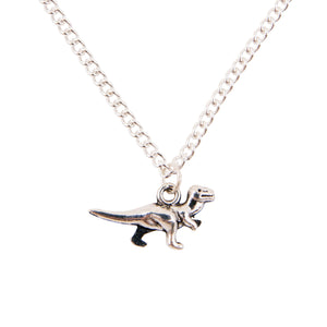 T Rex Dinosaur Necklace - Minimum Mouse