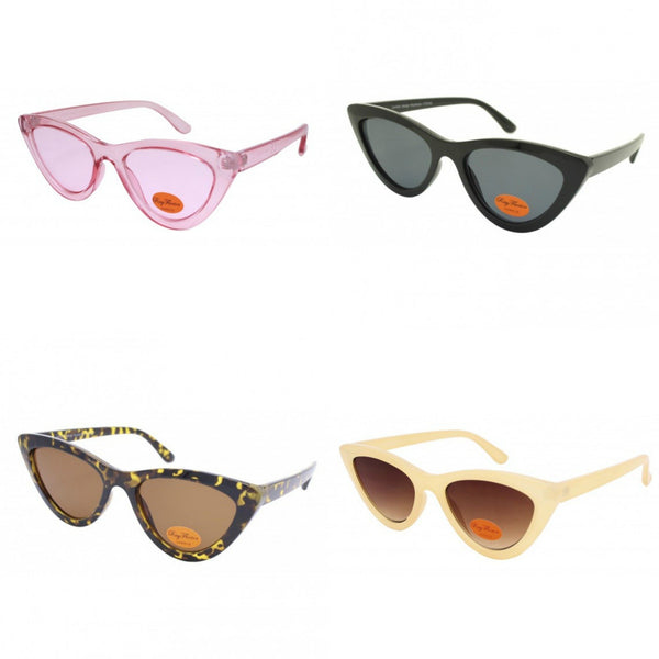 Triangular Cat Eye Sunglasses - Minimum Mouse