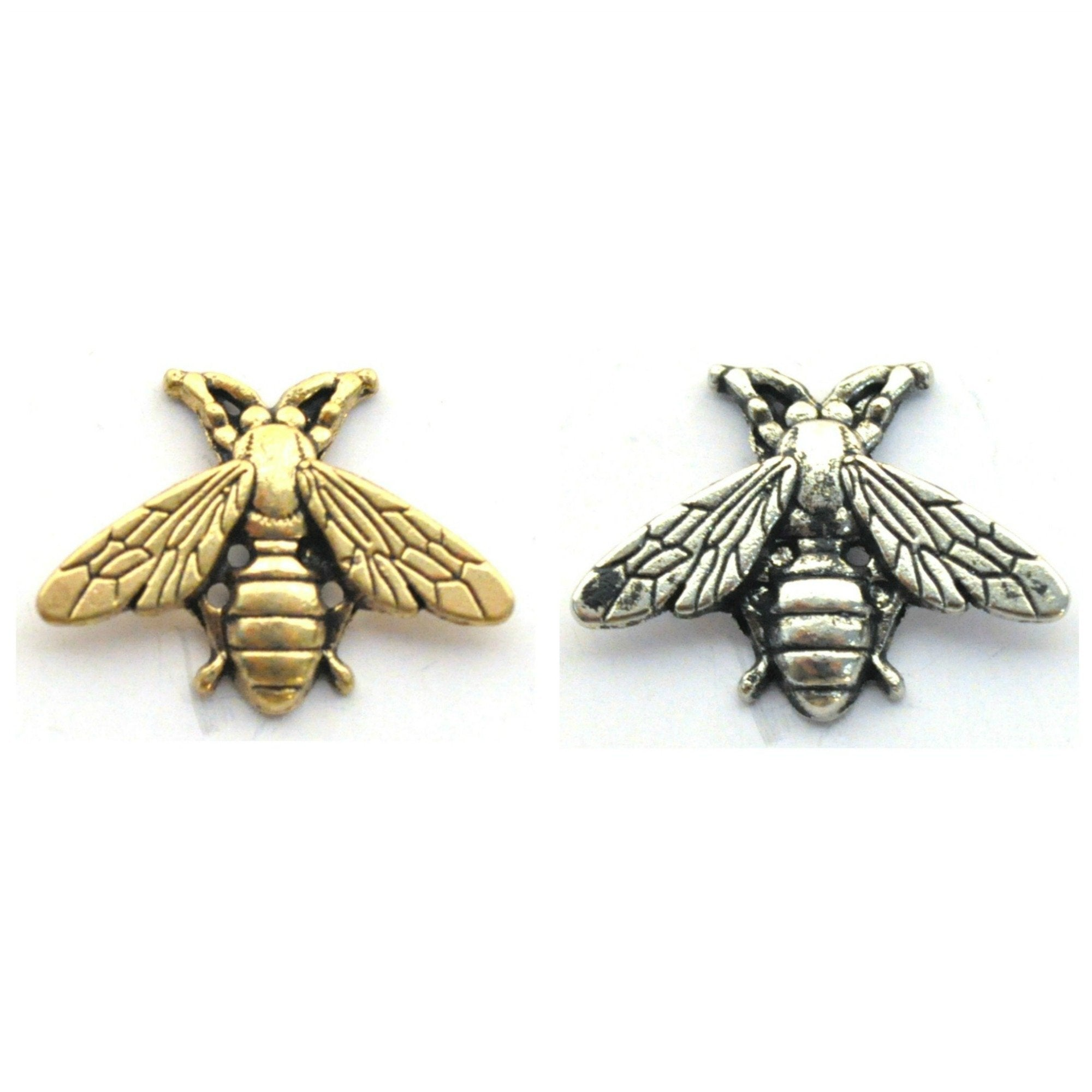 Worker Bee Metal Lapel Pin Badge - Minimum Mouse