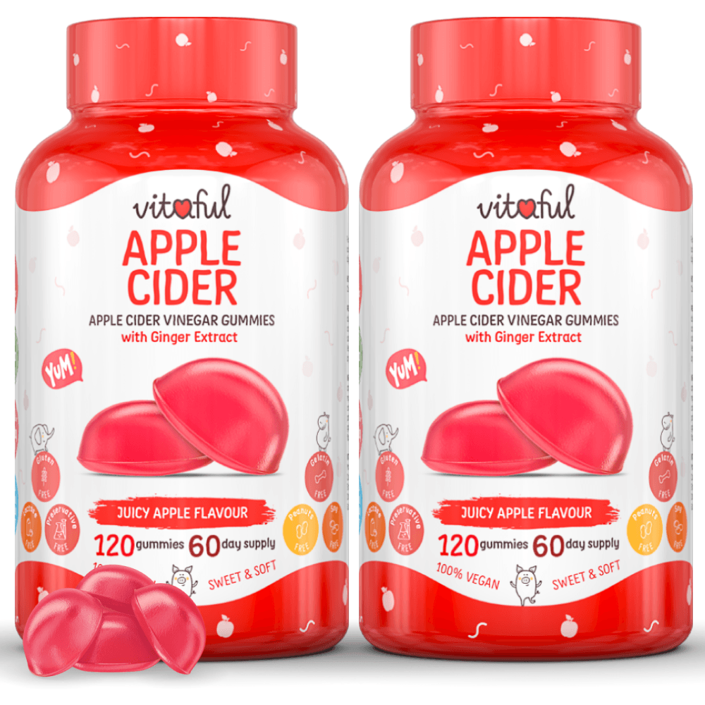 Apple Cider Almaecet Gumivitamin