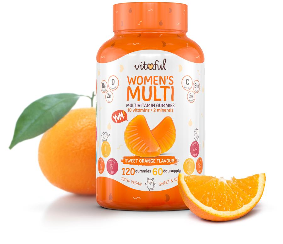 Women's Multi Multivitamin -