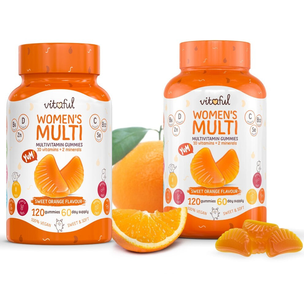 Women's Multi Női Multivitamin