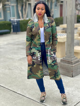 Load image into Gallery viewer, Epiphany Sistah Camouflage Jacket