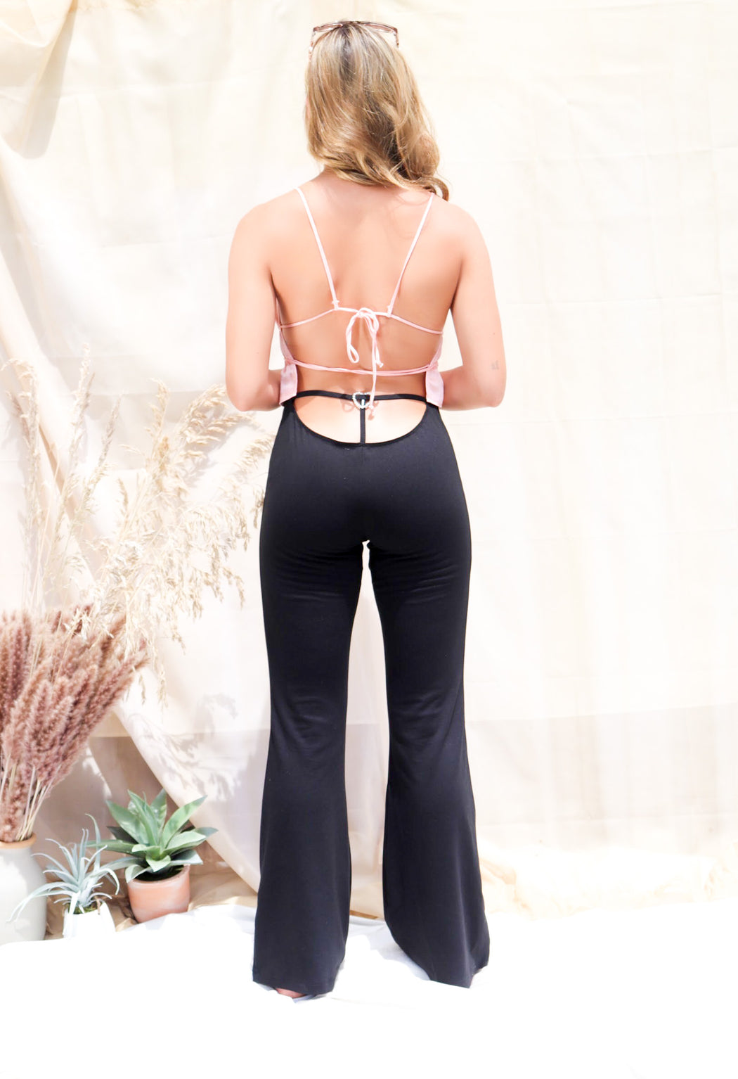 Hearty Flare Trousers
