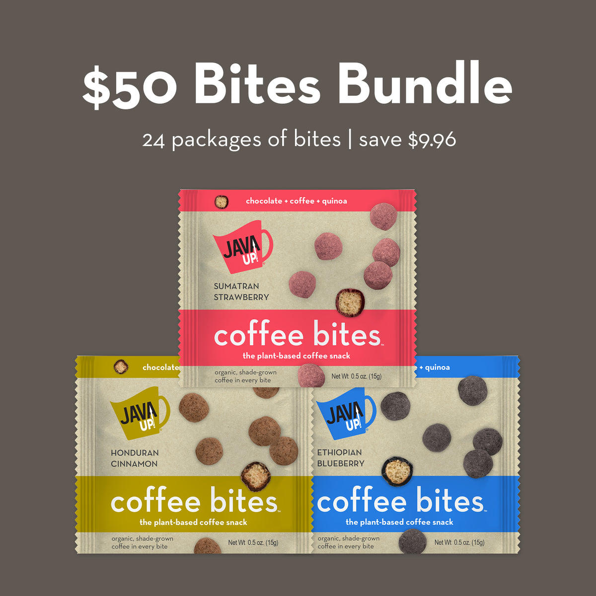 $50 Bundle - 24 Bites - FREE SHIPPING
