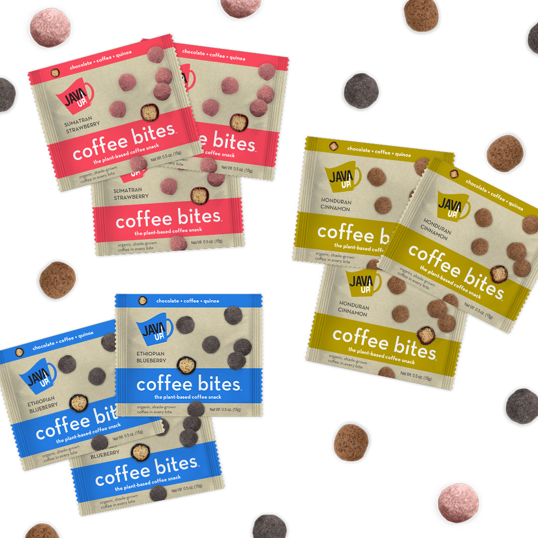Variety Pack Coffee Bites