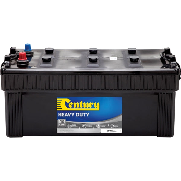 Century Heavy Duty Battery 8D-N200Z 1300CCA 430RC 200AH