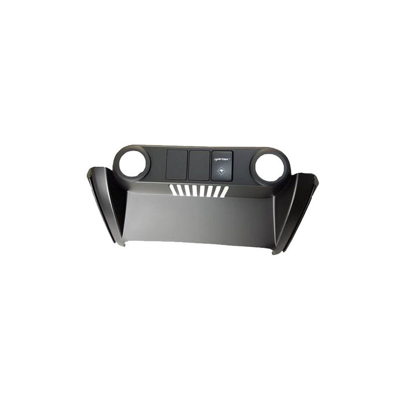 CBFASCIA Lightforce FORD RANGER PX2 SWITCH FASCIA PANEL - USES TOYOTA SWITCHES | Switches | Perth Pro Auto Electric Parts