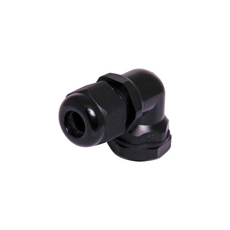 H4366 Powerhouse 33mm EG11 IP68 Right Angle Nylon Cable Gland | Cable/Sleeving | Perth Pro Auto Electric Parts