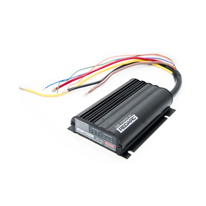 Redarc BCDC1225D Battery Charger DC to DC 25A