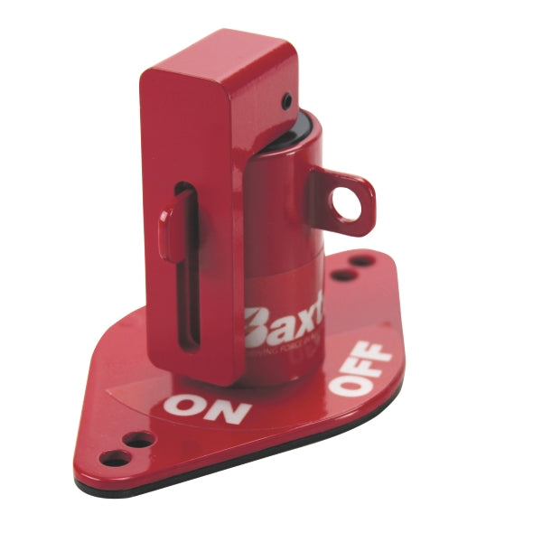 Battery Isolator Lockout Red suits SW-1106 (BIL-R)