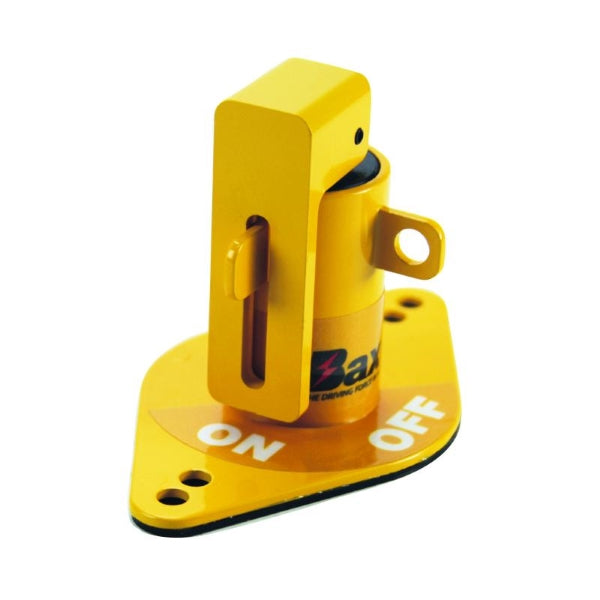 Battery Isolator Lockout Yellow Suits SW-1106 (BIL-Y)