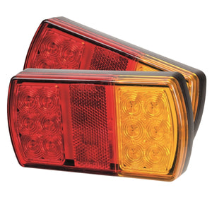 Roadvision LED Rear Combination Lamp Twin Pack 150X80mm