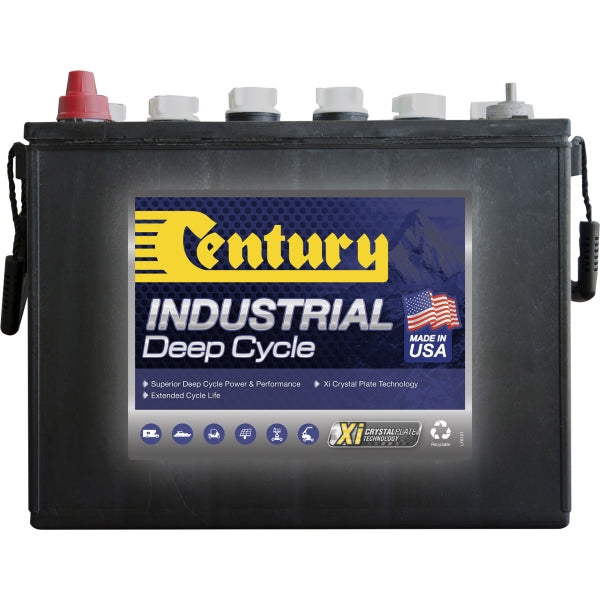 Century Industrial Deep Cycle Battery C12V US 12Volts 155AH