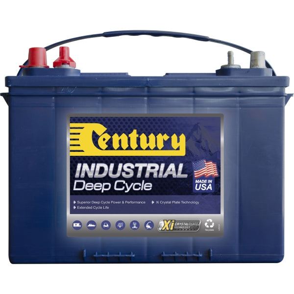 Century Industrial Deep Cycle Battery C24DC US 12Volts 85AH