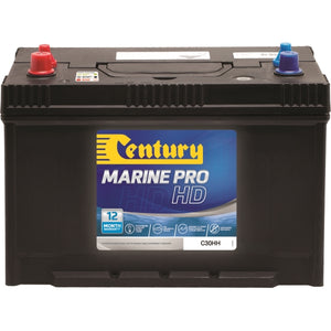 Century Marine Pro HD Battery C30HH 680CCA 200RC 816MCA 110AH