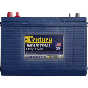 Century Industrial Deep Cycle Battery C31DC US 12Volts 130AH