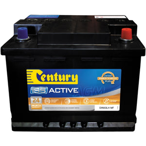 Century ISS Active Battery AGM DIN53LH MF 680CCA 100RC 60AH
