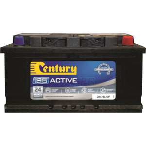 Century ISS Active Battery EFB DIN75L MF 700CCA 135RC 75AH