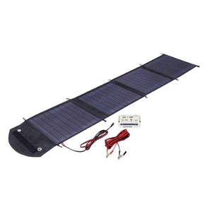 Powercon 50 Watt Solar Blanket Kit