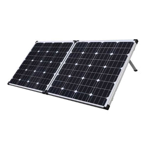 Powercon 160 Watt Folding Solar Panel Kit