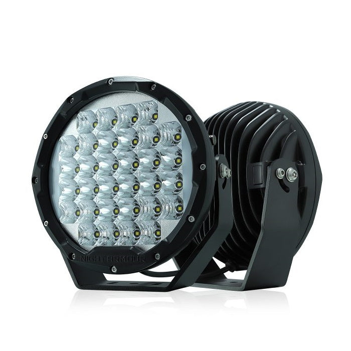 Night Armour Synergy 8.5 Inch LED Driving Lights – Pair