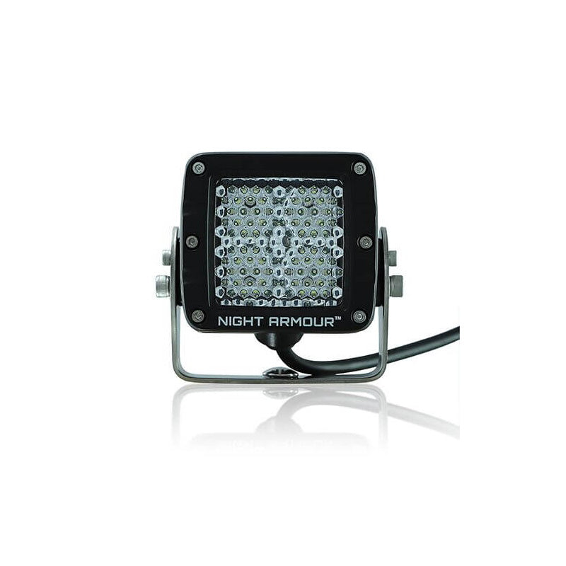 Night Armour Spotter LED Work Light - 40w Diffused Beam