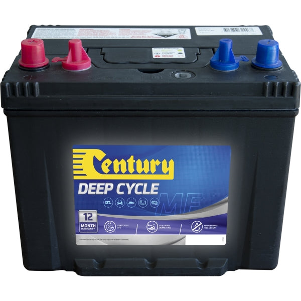 Century Deep Cycle Flooded Battery NS70TX MF 12Volts 82AH