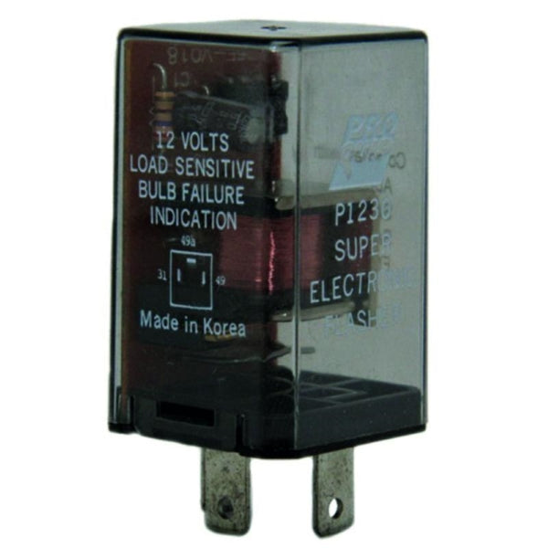 Flasher Can/Blink Relay Proquip 12V 3Pin Load Sensitive