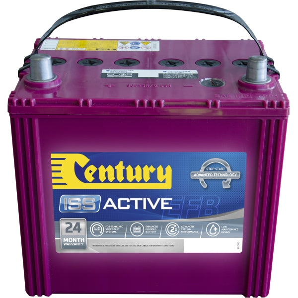 Century ISS Active Battery EFB Q85R 620CCA 116RC 60AH