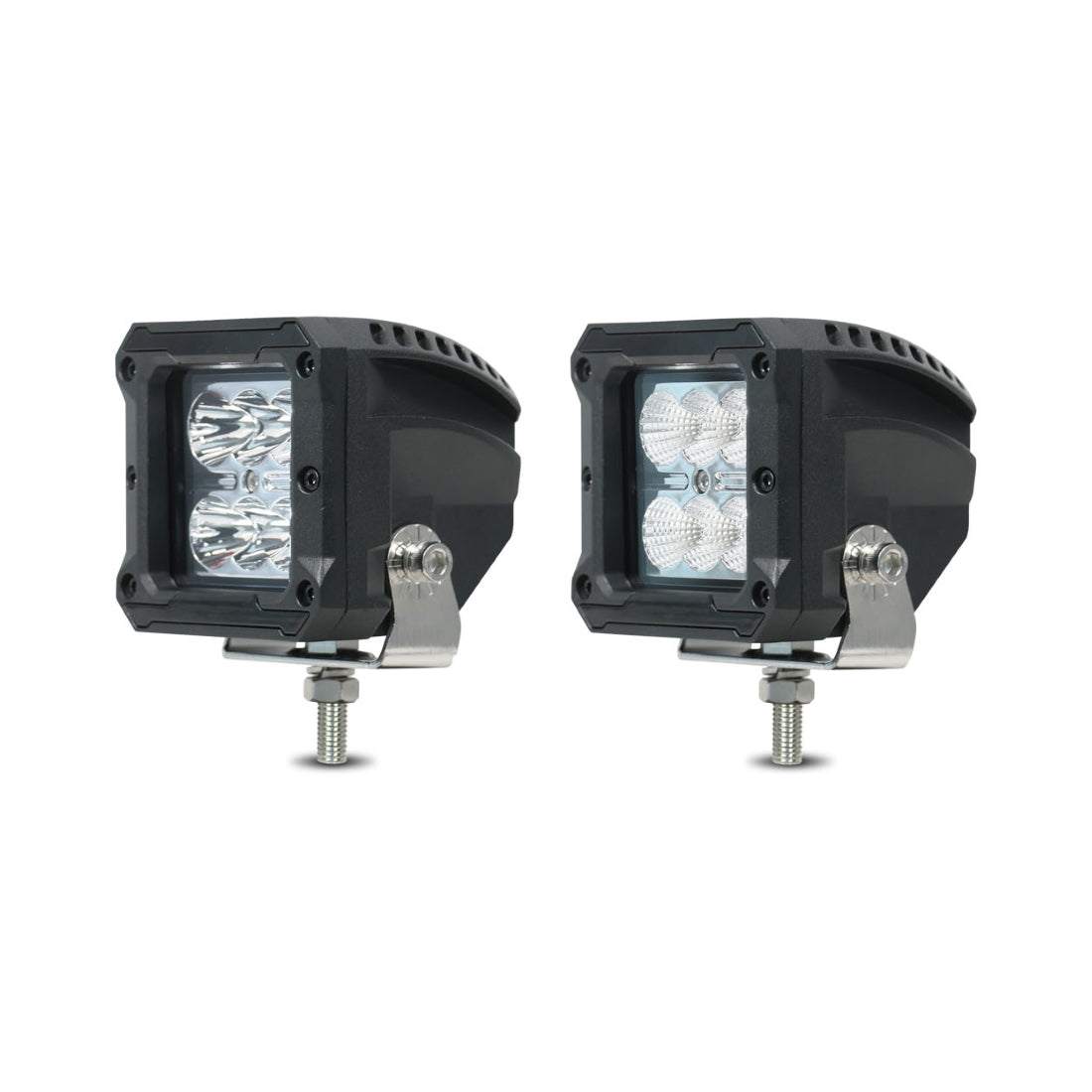 Roadvision RWL34/36 Series LED Work Light 10-30V Square