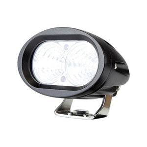 Roadvision LED Work Light 10-30V Oval 20W Flood Beam