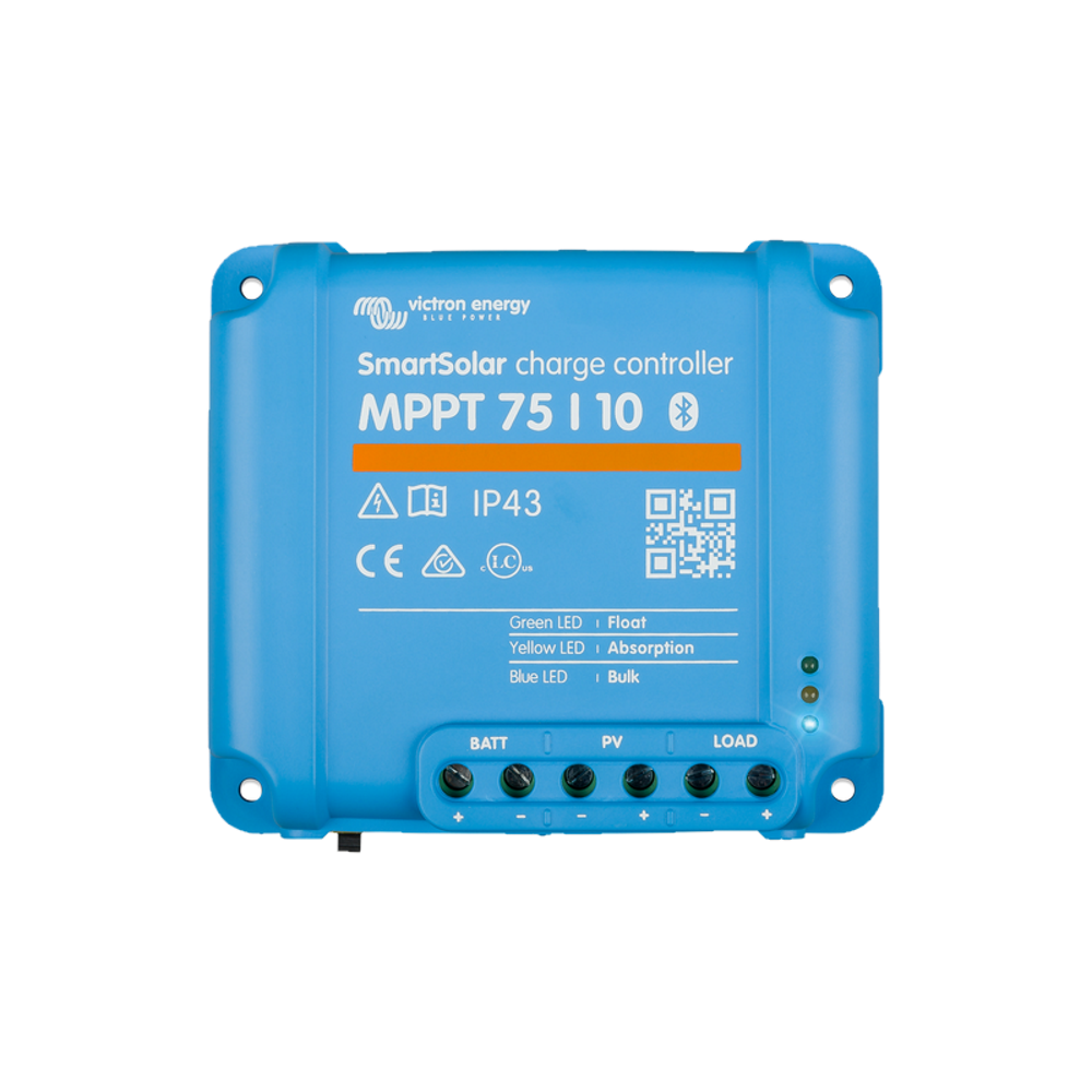 Victron 75/10A SmartSolar MPPT Charge Controller 12/24V