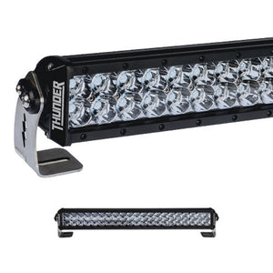 Thunder 42 LED Driving Light Bar Spot Beam 126 Watt 9,800lm