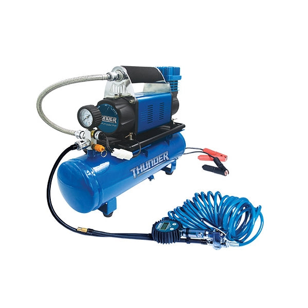Thunder 12V Air Compressor with 6.0L Tank