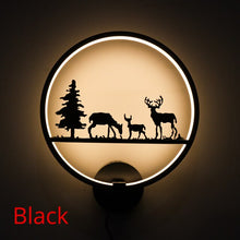 Load image into Gallery viewer, Creative Round Wall Lamp