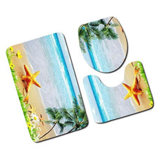 Load image into Gallery viewer, 3 pieces/Set  Bath Mat