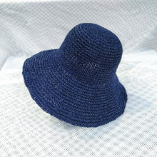 Load image into Gallery viewer, Handmade Straw Hat