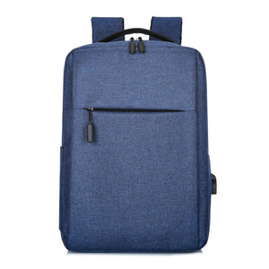 LAUS BACKPACK (Unisex Laptop/USB  Backpack)