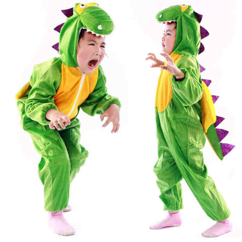 DINO Boy/Girl Costume.