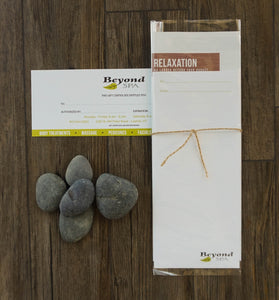 $20 Beyond Spa Gift Card